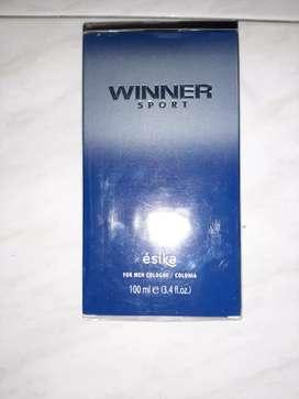 Perfume totalmente NUEVO Winner Sport de ESIKA