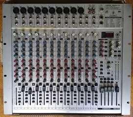 Planta para sonido profesional