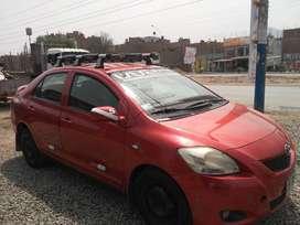 Toyota yaris 2012 GLP