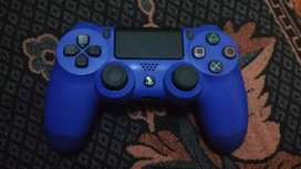 mando ps4 azul