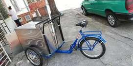 Triciclo para negocios