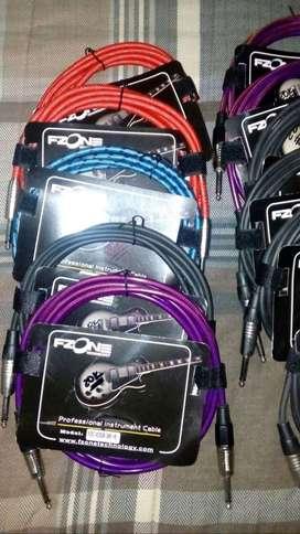 Cables para instrumentos