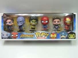 Funcos avengers