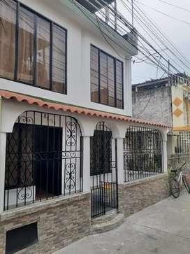 Vendo casa remodelada en ciudad Talanga zona oriente,