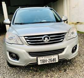 Great Wall H6 Turbo version especial 2019.