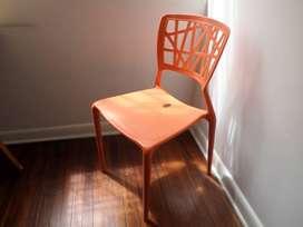 Cómodas sillas