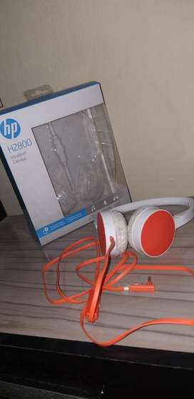 Audifonos Marca Hp H2800 Headset Casque