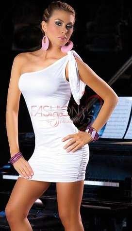 Vestido Corto Sensual