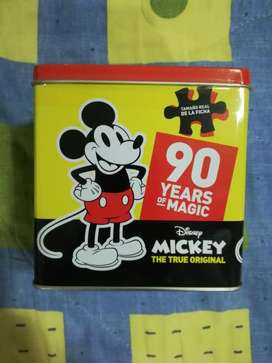 Rompecabezas Mickey Mouse