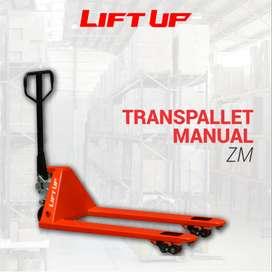 TRANSPALLET MANUAL