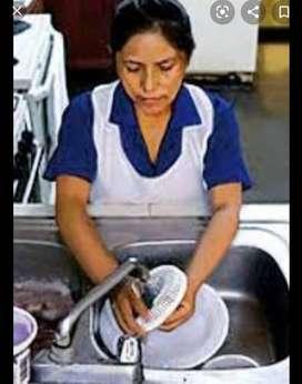 Nana y empleada del hogar
