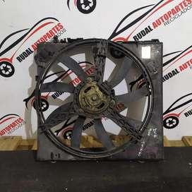 Electro Ventilador Renault Twingo 3325 Oblea:02372758