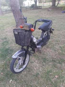 Zanella new firé 50cc 2011