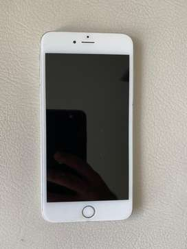 Iphone 6s plus 16 gb color plata excelente estado