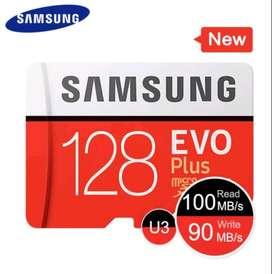 Samsung EVO Plus | Tarjeta SD 128 gb Clase 10