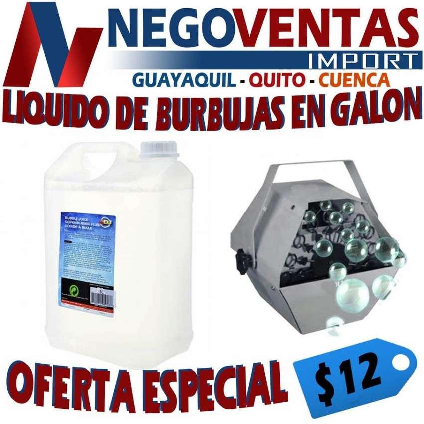 LIQUIDO DE BURBUJAS EN GALON 0