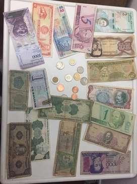 Oferta Coleccion de billetes y monedas