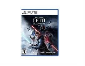 Star Wars Jedi Fallen Order Ps5 Juego Fisico Sellado Nuevo
