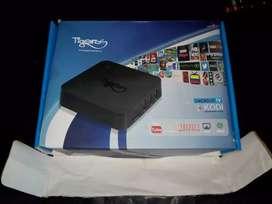 Vendo espectacular tv box