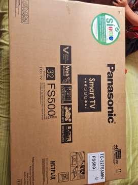 Televisor Panasonic 32 pulgadas, Casi nuevo con 6 meses de uso!