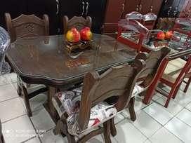 Muebles Nicol, comedores rústicos nuevos