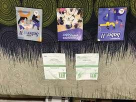 Kit Icfes: Tres Libros del preIcfes ademas de dos cartillas de simulacro