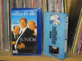 Junior  VHS ARG  1994 Arnold Schwarzenegger