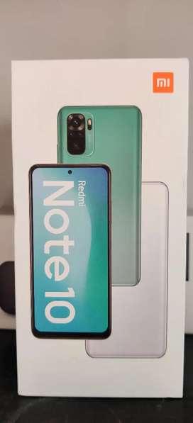 Xiaomi redmi note 10 128gb  nuevo
