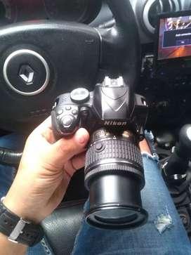 Camara profesional Nikon factura de compra  envíos