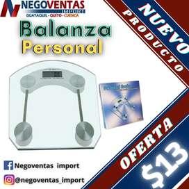 BALANZA PERSONAL EN KG Y LB EN OFERTA ÚNICA DE NEGOVENTAS