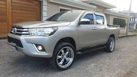 FLAMANTE Toyota hilux 2018 Full