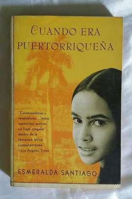 Cuando Era Puertorriqueña Esmeralda Sant