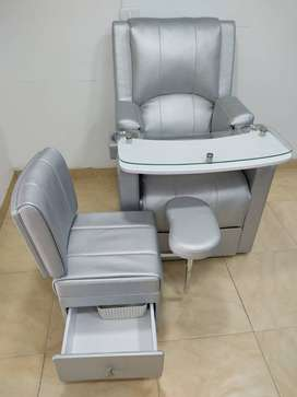 Muebles y Implementos Spa Uñas Nuevo