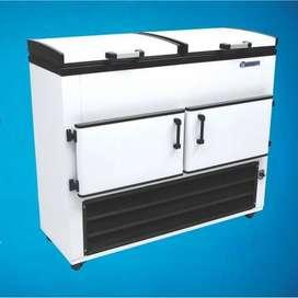 Refrigerador Cubetero WCC-50B
