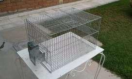 Jaulas para conejos, pájaros etc