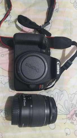 Camara Canon T7 como nueva // Precio negociable