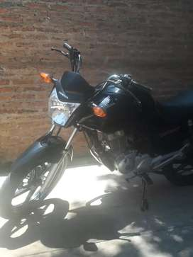 vendo new titan 150