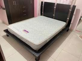 Cama + colchón doble