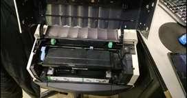 Impresora kiosera laser