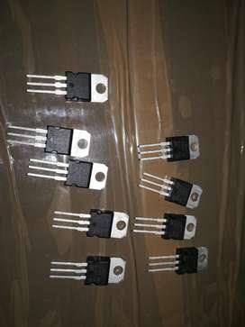 Lm317t Regulador de Voltaje Variable x 3 unidades