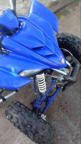 Yamaha raptor 350cc 2007, patentado