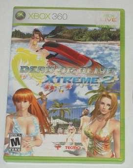 DOAX2 Xbox 360