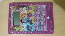 Tablet de princesas