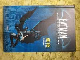 Batman - La Historia Y La Leyenda - Año Dos - N4 - Clarin