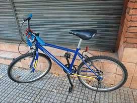 Mountainbike rodado 24 sin cambios