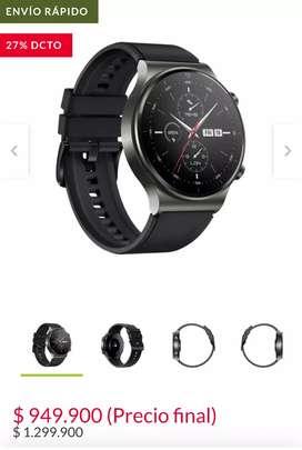 Hermoso reloj smartwatch huawei