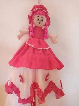 Hermoso toldillo de muñeca