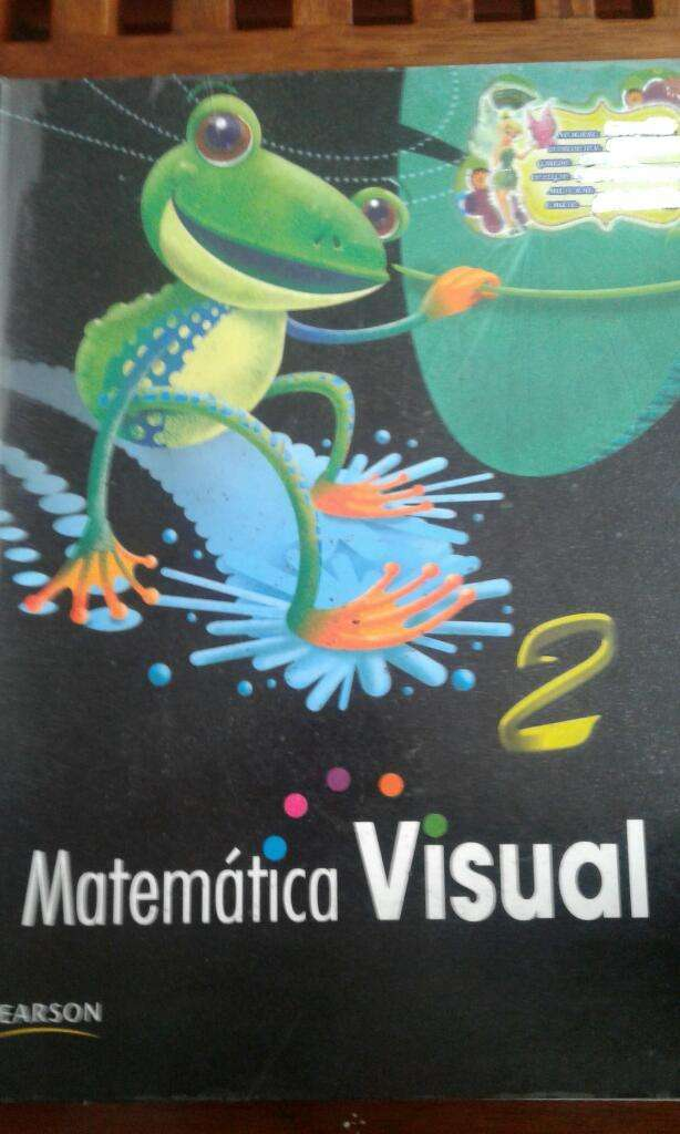 Matematica Visual 2 Cd.usado 0