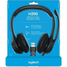 DIADEMA Logitech H390 USB