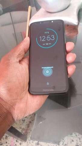 Vendo Moto G6 Play Solo Redes Barato